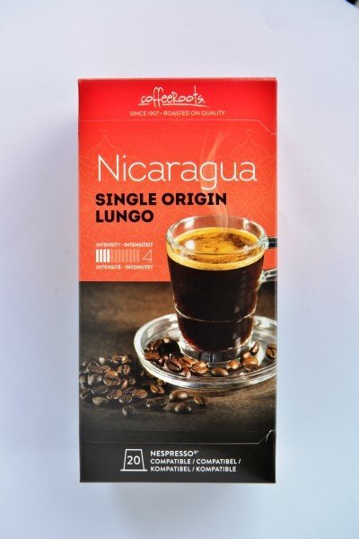 NICARAGUA -20cups (nespresso° compatible)