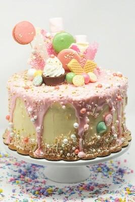 I ♥ Paris Cake