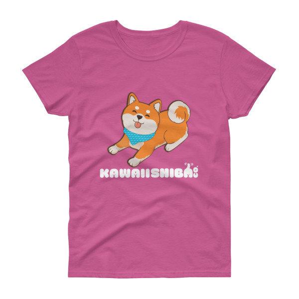 Kawaii Shiba Co. Women's short sleeve t-shirt