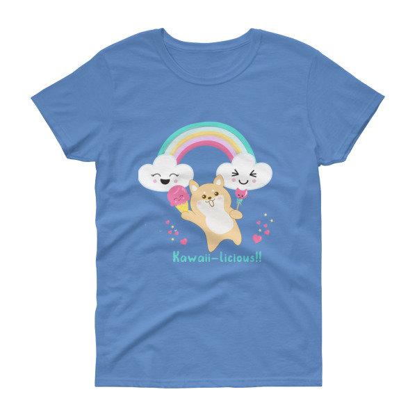Kawaii Shiba Co. Kawaii-licious Women's short sleeve t-shirt