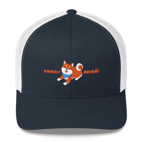 Kawaii Shiba Co. Trucker Cap