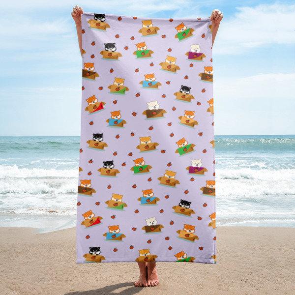Kawaii Shiba Co. Towel