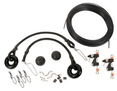 Black Marine Complete Outrigger Kit OK001