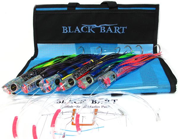 Black Bart Small Billfish Pack 30-50lb