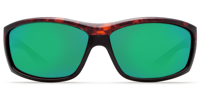 Costa Saltbreak 580G Sunglasses -Tortoise/Green Mirror