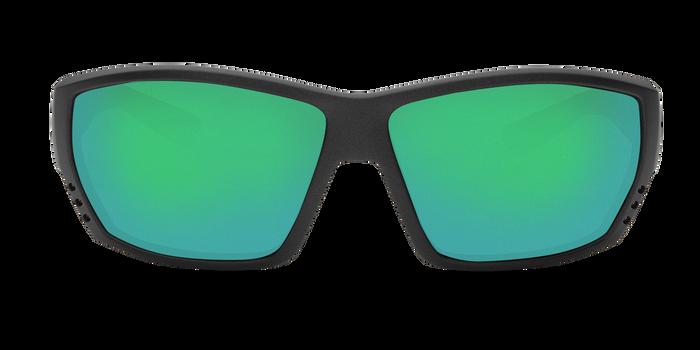 Costa Tuna Alley 580G Sunglasses - Steel Gray/Green Mirror