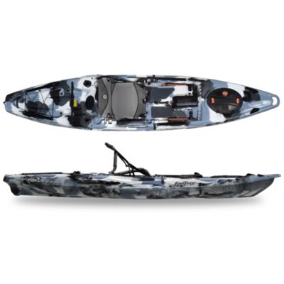 Feelfree 12.5 Moken Kayak - Winter Camo