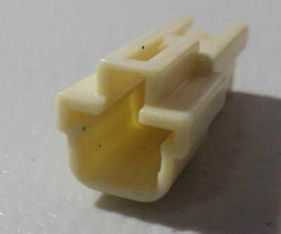 EVO Fuel Pump Wire Connector (Male)