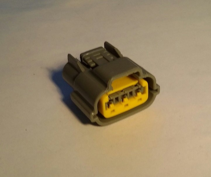 Nissan Coil Connector Female