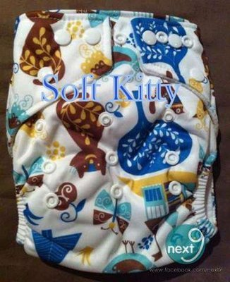 Next9 Cloth Diapers