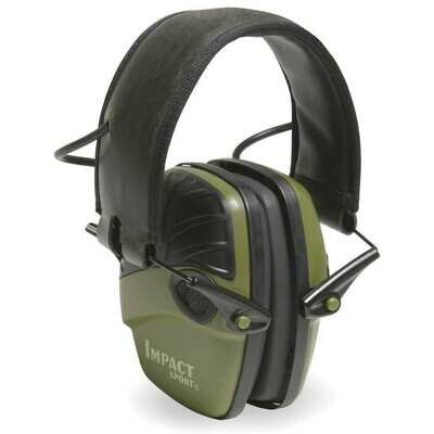 Howard Leight, 01526, Impact Sport Electronic Earmuffs. NRR 22