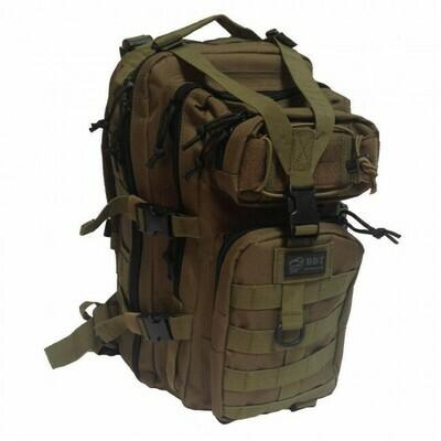 DDT, 10813, Anti-Venom 24 hour Assault Backpack- OD Green