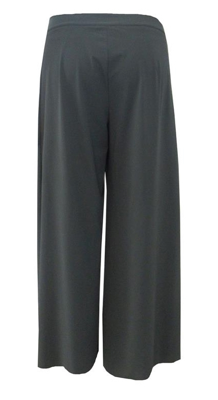 Maloka: High Waist Wide Leg Cropped Pants (Few Left, only Turquoise Sunset!)