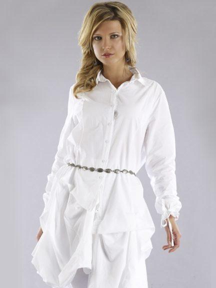 Luna Luz: Lavish Ombre Dyed Tunic/Dress SOLD OUT