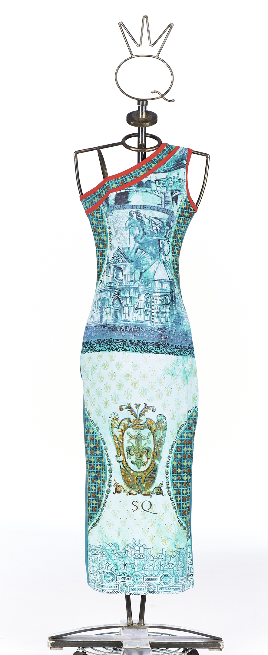 Save The Queen Italy: Desirable Duomo Firenze Dress (1 Left!) STQ_S3650_N1