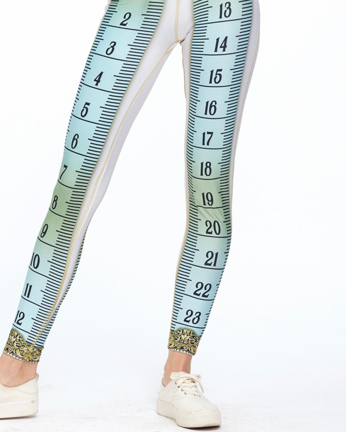 IPNG: Lokoometric Illusion Legging (Many Colors!)