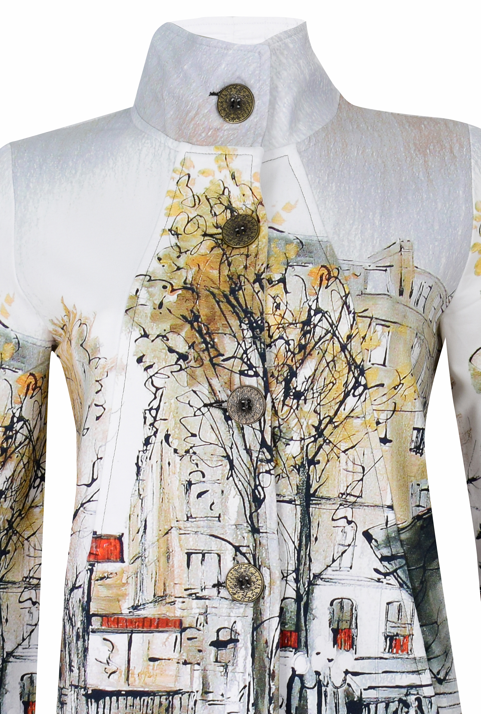 Simply Art Dolcezza: Splendid Parisian Life Swing Jacket SOLD OUT