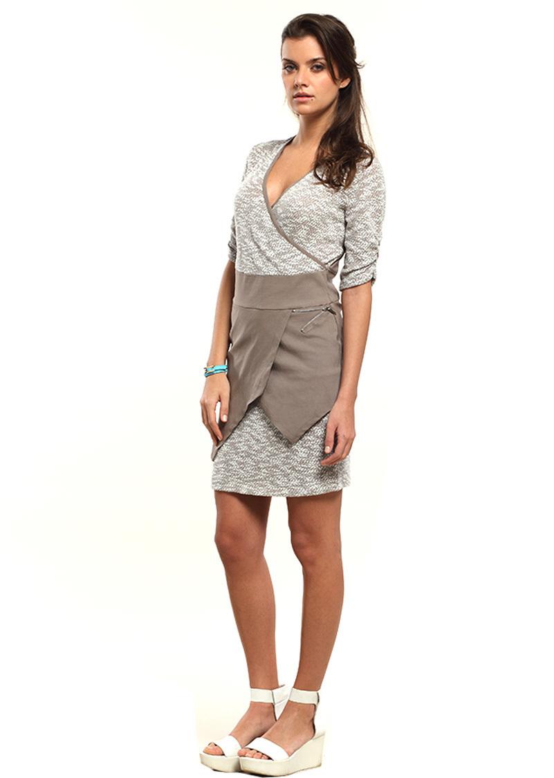 Double Jeu Paris: Sexy Rebel Dress