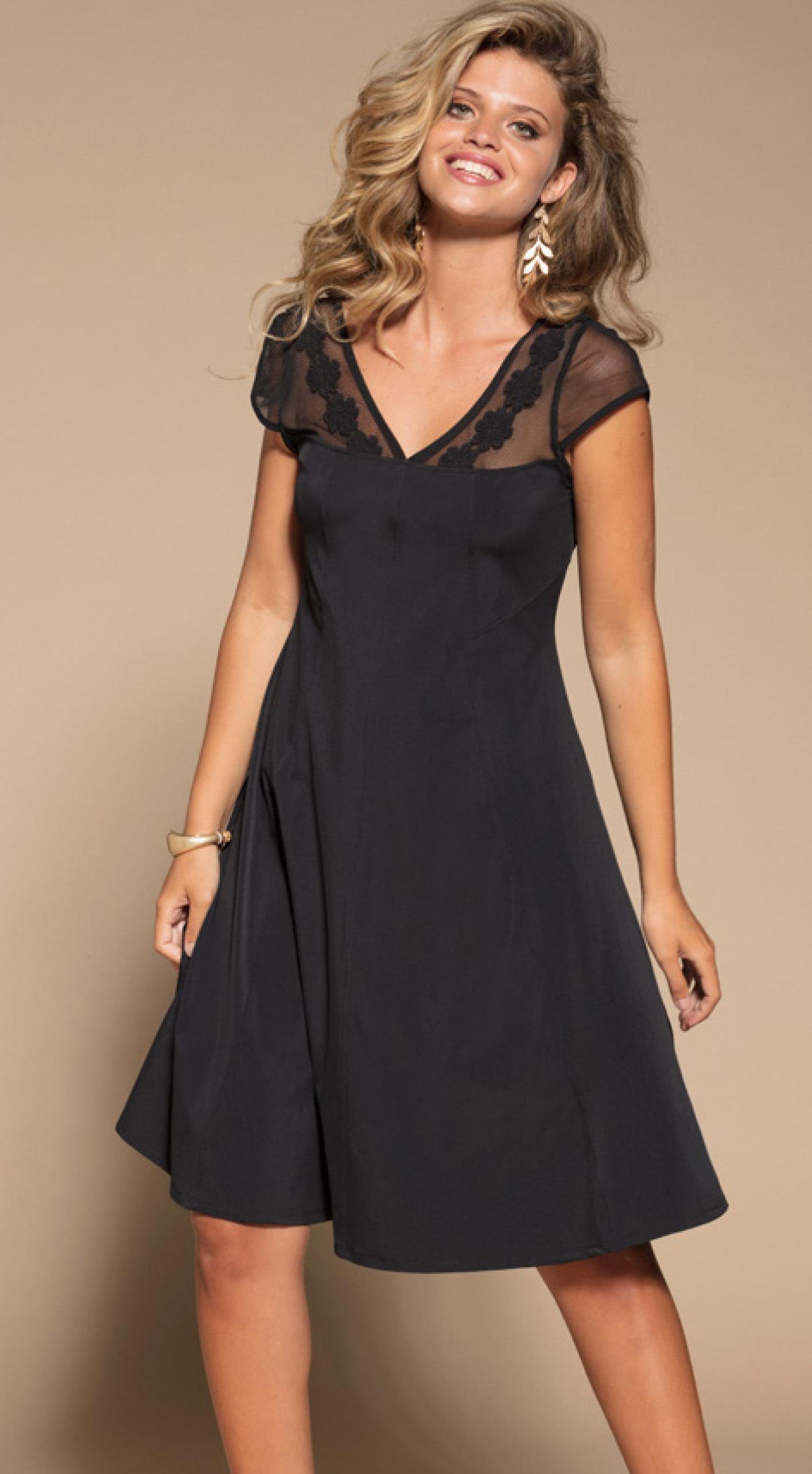 Maloka: Never Take Me Off Little Black Dress (More Colors, Few Left!) MK_KORBY_N