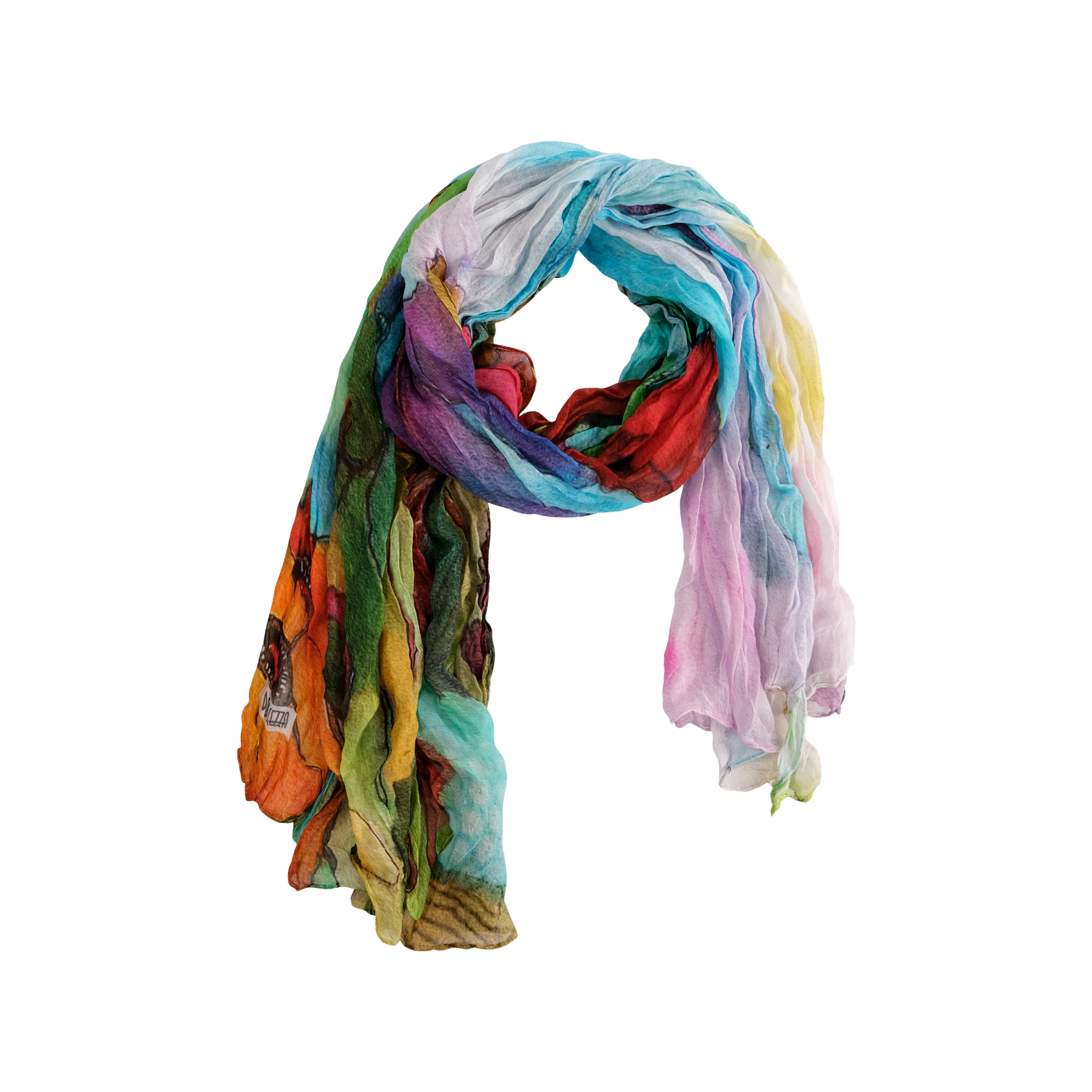 Dolcezza Spring/Summer 2020: Simply Art Scarves