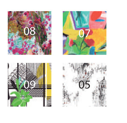 Maloka: Scribbles Of Color Goya Bolero (Few Left!)