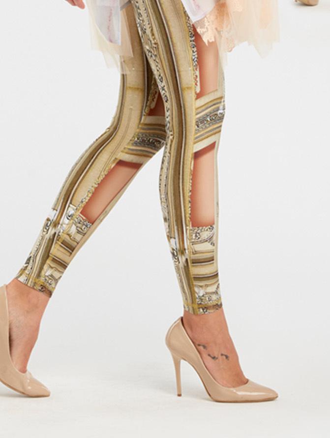 IPNG: Inna Me Diamond Illusion Legging (Some Ship Immed!)