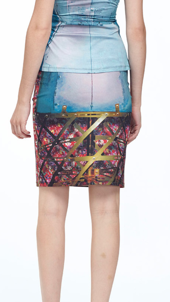 IPNG: Adjust-o-matic Shadow Illusion Short Skirt (Some Ship Immed!)