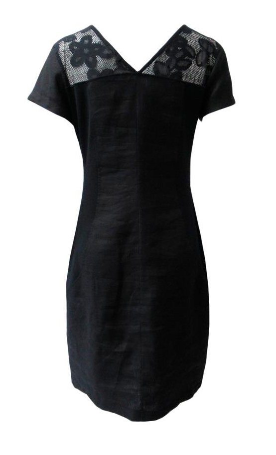 Maloka: High Waisted Linen Pocket Dress (More Colors!)