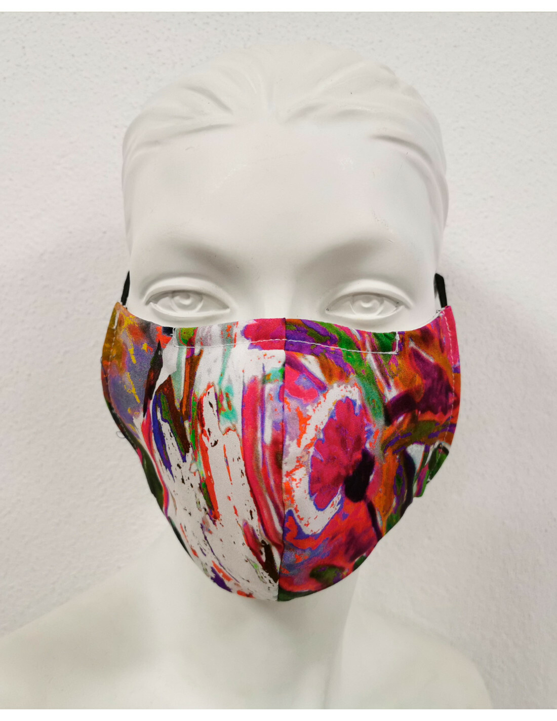 Maloka: Colors Of Picasso's Abstract Art Protective Masks 1, 2 & 3-Pack (More Colors, With Filter!)