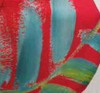 Paul Brial: Hawaiian Flower Beauty Abstract Art T-Shirt