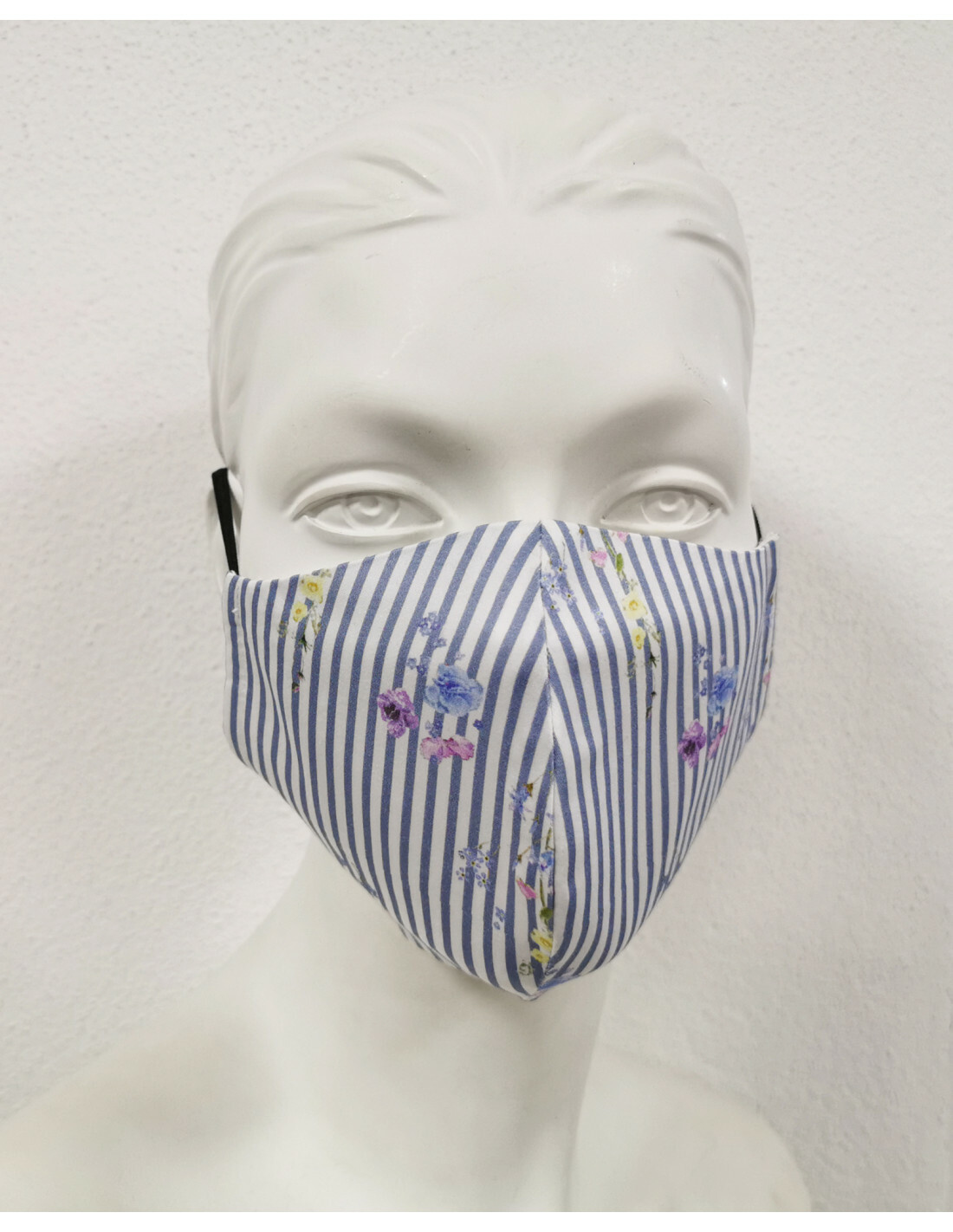 Maloka: Colors Of Picasso's Gypsy Beauty Abstract Art Protective Masks 1, 2 & 3-Pack (More Colors, With Filter!)