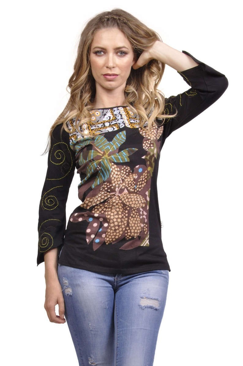 Savage Culture: I Just Have To Be With You Alejandra Tunic SAVAGE_31220