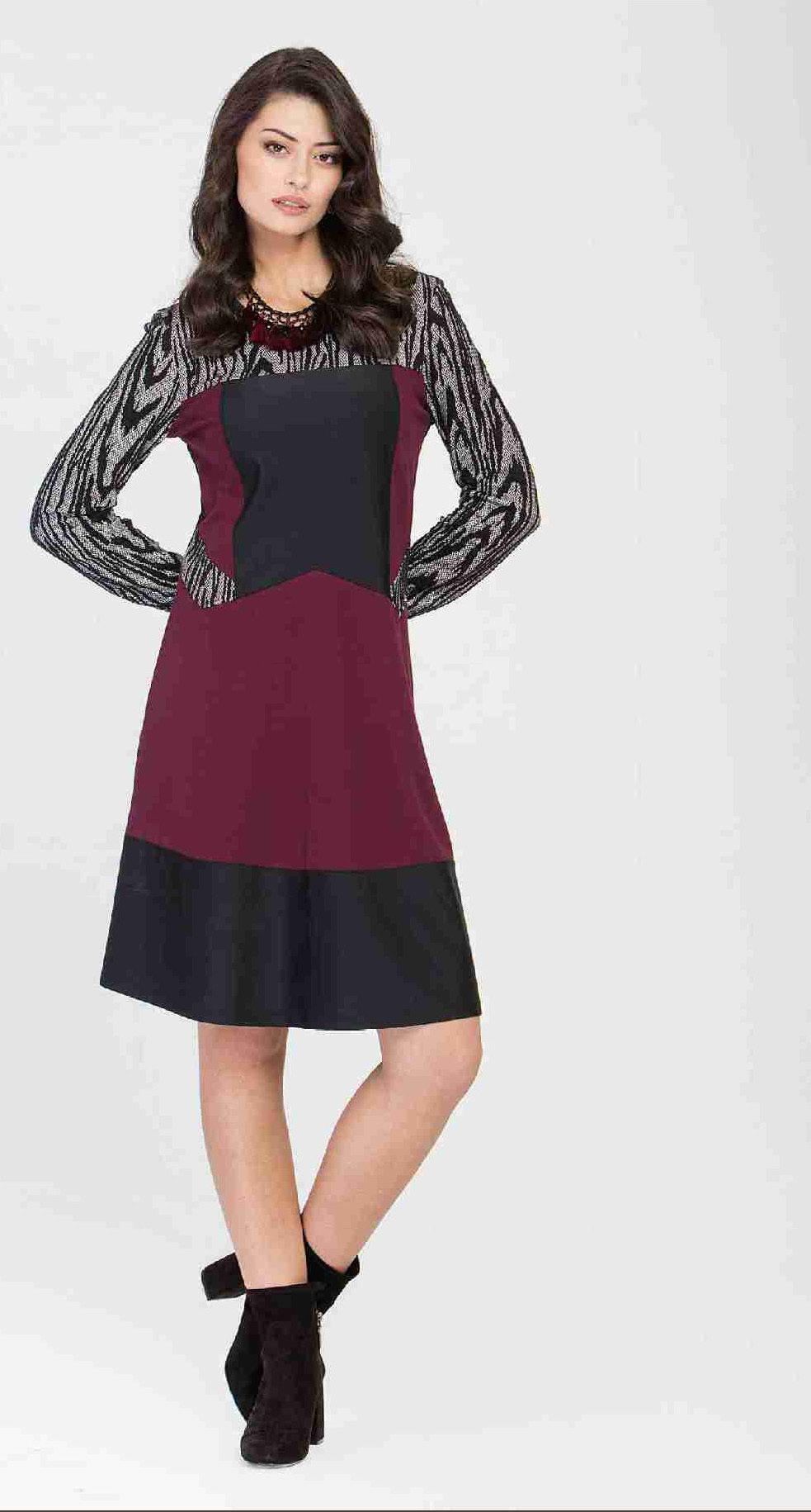 Maloka: Diamond Bodice Jacquard Dress (2 Left!) MK_GYDA_N3