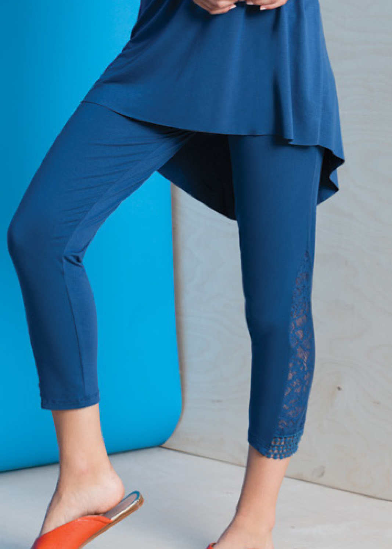 Maloka: Arabesque Side Window Legging SOLD OUT MK_LISBONE_N1