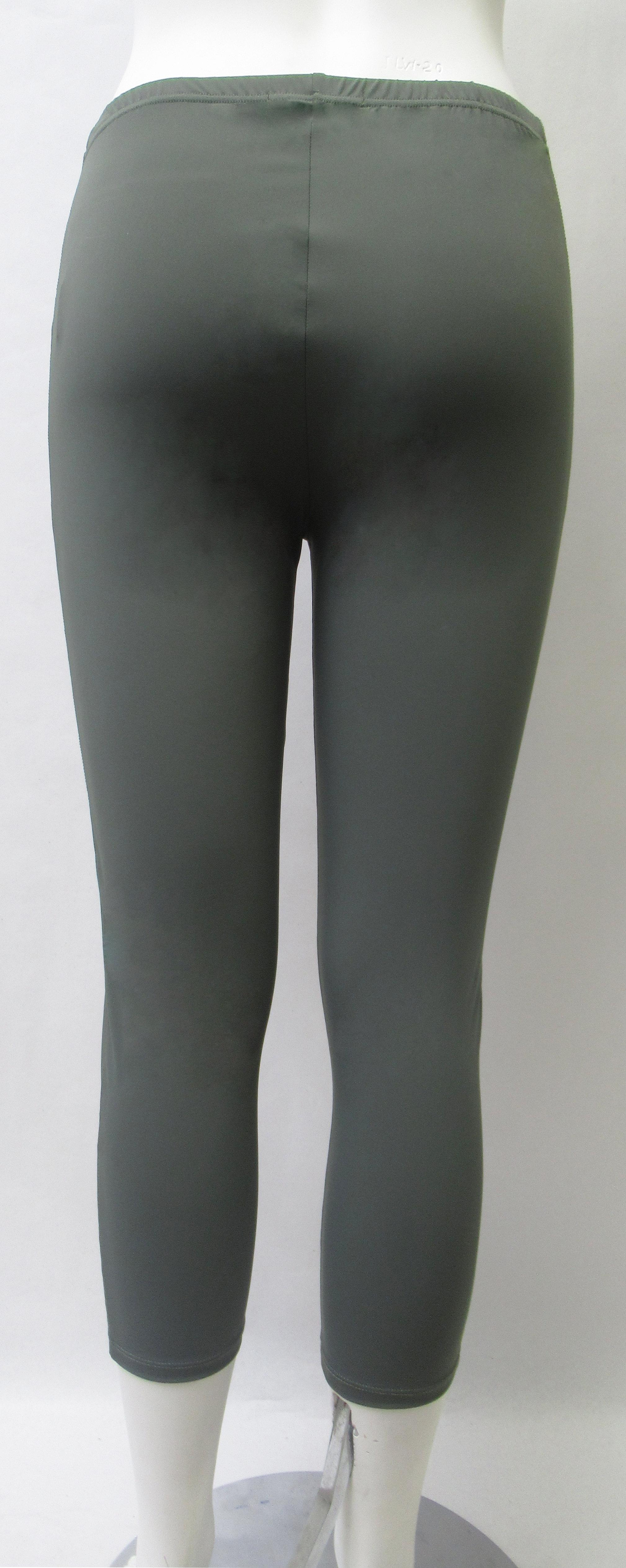 Maloka: Sexy Skyscraper Cropped Legging (Many Colors!)
