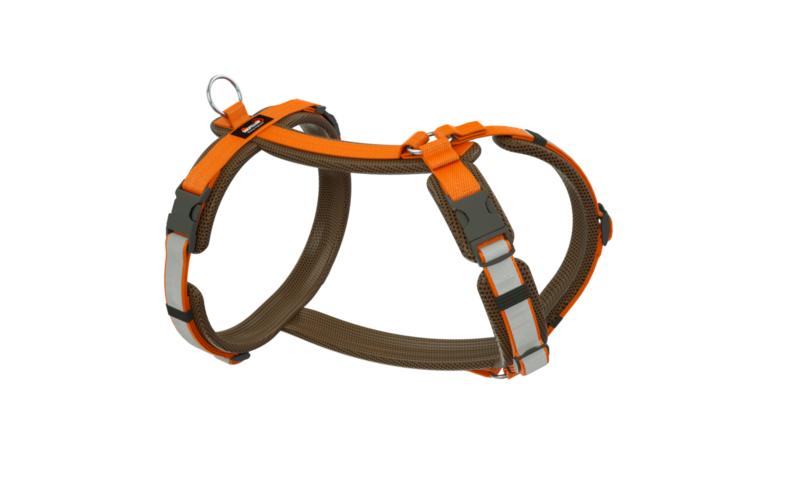 Secure Easy braun-orange XL