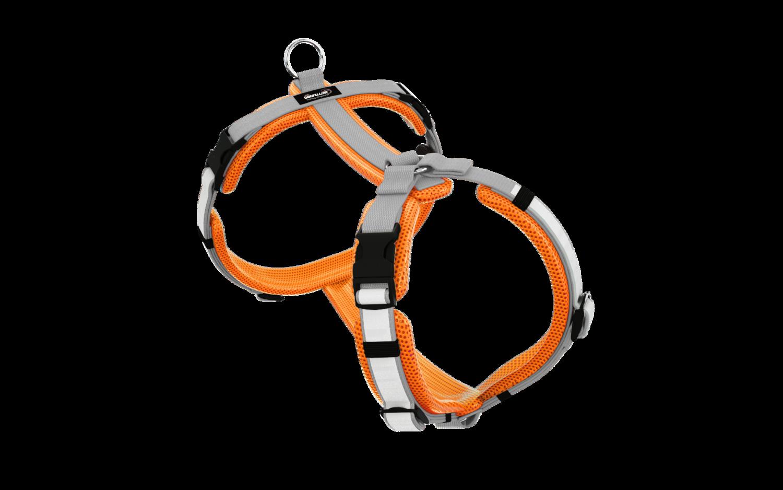 Secure Easy neonorange-silber L/XL