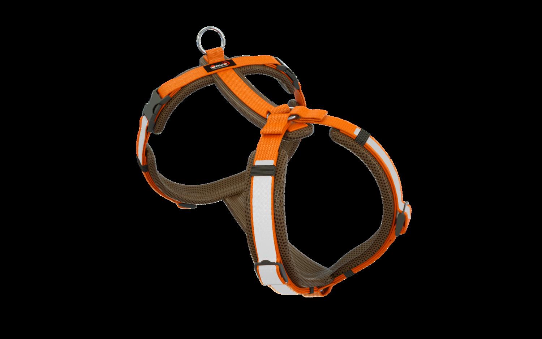 Secure Happy braun-orange S