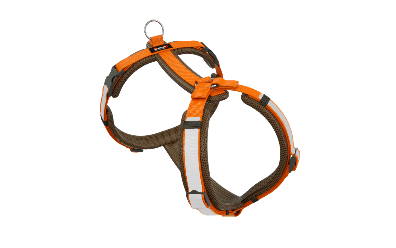 Secure Happy braun-orange S/M