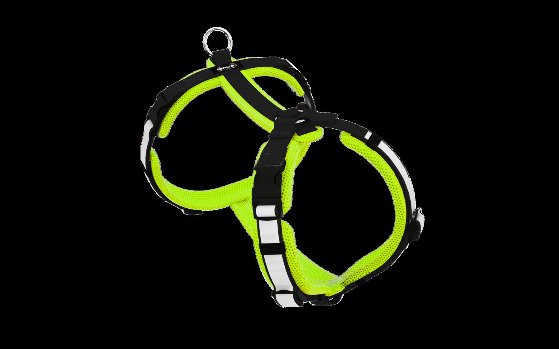 Secure Easy neongelb-schwarz XL