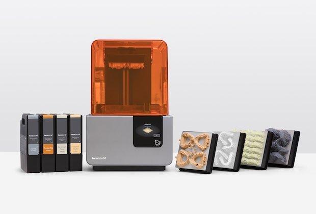 Принтер 3D печати Formlabs2