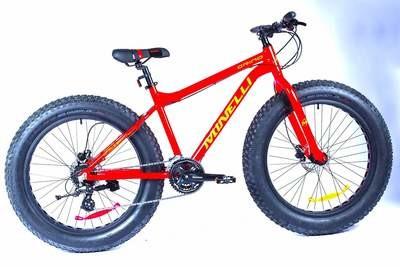 Fat bike Minelli Grind 2019