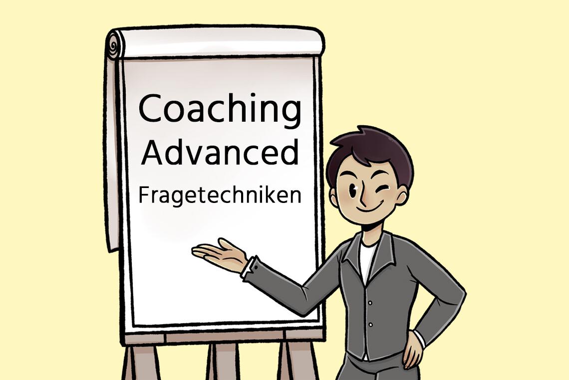 Coaching Advanced - Fragetechniken: Online-Video-Kurs