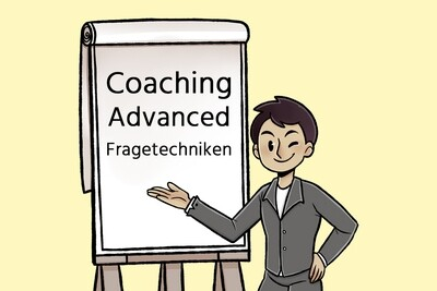 Coaching Advanced - Fragetechniken: Online-Video-Kurs