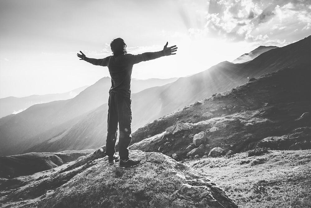 Selbsterfahrung: Vision und Fokus