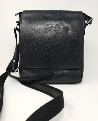 Women´s Messenger Bag with flower print