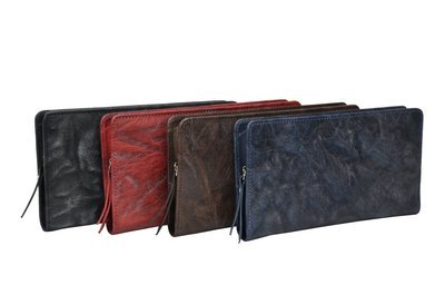 Women's purse, crunchy look