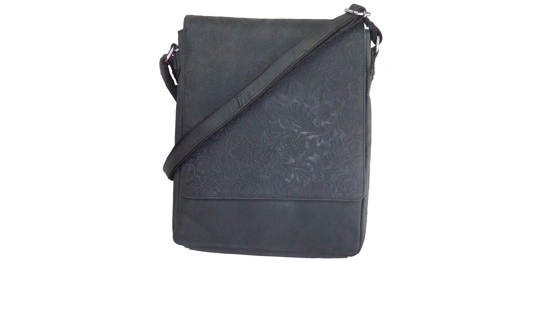 Messenger bag for women, flower print