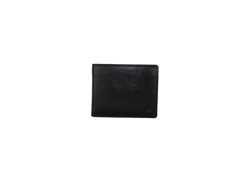 Men's wallet, 9 cards
