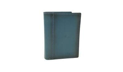 Women's purse, jeans leather, M-size